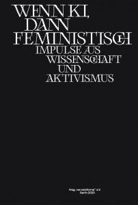 Cover von Wenn KI, dann feministisch